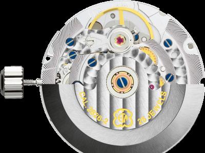 Mechanische Uhrwerke